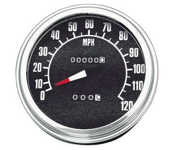 Zodiac gas tank speedometer for fxwg-fxst- flst
