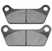 TC-Choppers brake pad Rear organic: for 84-85 FLT/FLHT