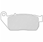 TC-Choppers brake pad Front Sintered: for 04-13 Sportster XL