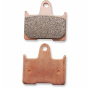 TC-Choppers brake pad Rear Sintered: for 14-17 Sportster XL
