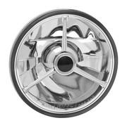 Adjure koplamp wave cut - trillende tri-bar lens