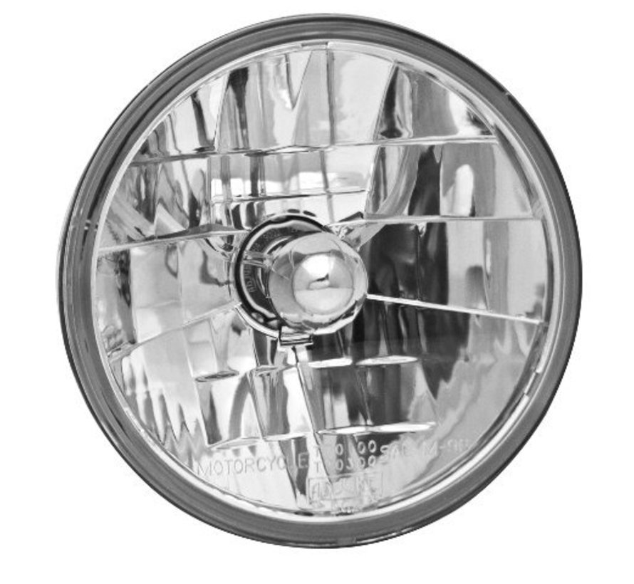 Harley Davidson Diamond Cut - 3-Zeilen klare Linse