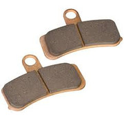TC-Choppers brake pad Front Semi-Sintered: Fits:> 08-14 All Softail (except Springer) 17 FXDLS Low Rider S or 08-17 All Dyna