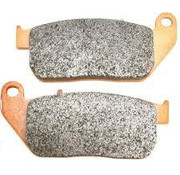 TC-Choppers brake pad Front Semi-Sintered: Fits:> 04-13 XL 883/1200 All Sportster XL