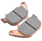 TC-Choppers brake pad Rear Extreme: Fits:> Sportster XL 2004-up