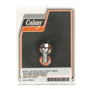 Colony brake Banjo bolts - Chrome 7/16-24