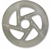 TC-Choppers brake rotor Tulsa stainless steel Fits:> Touring FLH/FLT 00-07 FLHR/FLHT/FLTR Dyna 00-06 FXDL/I FXDS FXDX/I