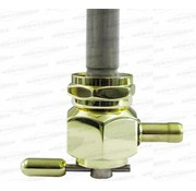 Pingel gas tank petcock power-flow brass