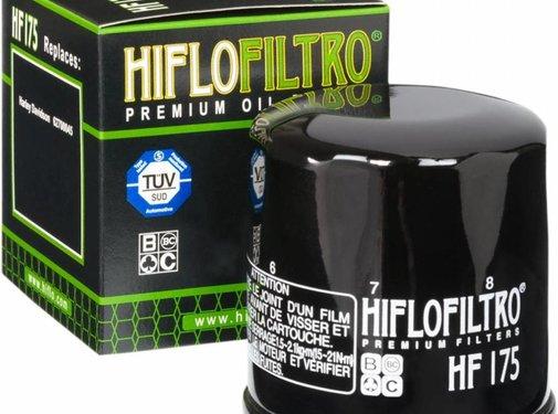 Hiflo-Filtro Oil filter High flow - Black Fits:> 15-17 XG500/ 750