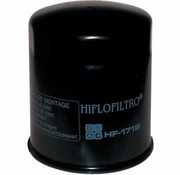 Hiflo-Filtro Oil filter High flow - Black Fits> 00-09 Buell