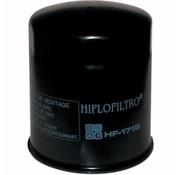 Hiflo-Filtro Oliefilter High flow - Zwart Past op> 00-09 Buell