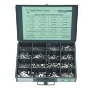 GARDNER-WESTCOTT Assortiments lock-et rondelles plates