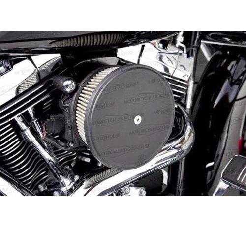 Arlen Ness Harley Davidson Big Sucker Billet mit Stahl Abdeckung
