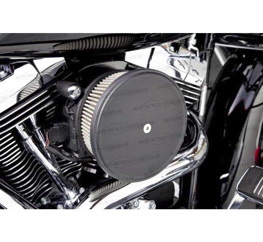 Harley Davidson Big Sucker Billet mit Stahl Abdeckung