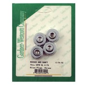GARDNER-WESTCOTT wheel rocker shaft end plugs