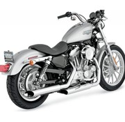 Vance & Hines exhaust Mamba slip-on - Fits:> 04-13 Sportster XL