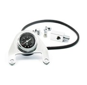 TC-Choppers Oil pressure Gauge 60 PSI