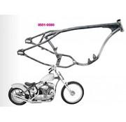 Paughco frame single-loop rigid bobber Fits: > 86-03 XL Sportster