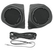 Hogtunes vinyle couverte gousses arrière des haut-parleurs