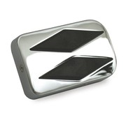 MCS Bremspedalauflage, Diamant-Stil