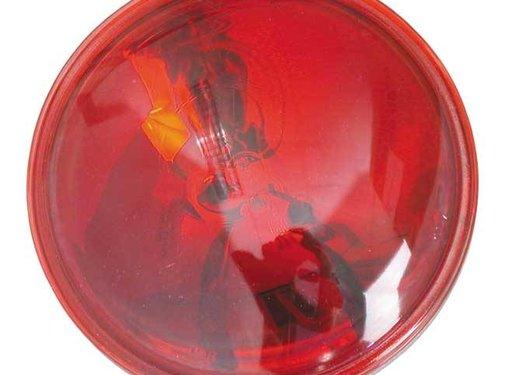 spotlight  insert police red