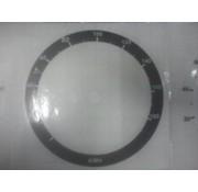 TC-Choppers snelheidsmeter mph naar km converter mijl naar km - Past op:> 100 mm of 80 mm snelheidsmeter