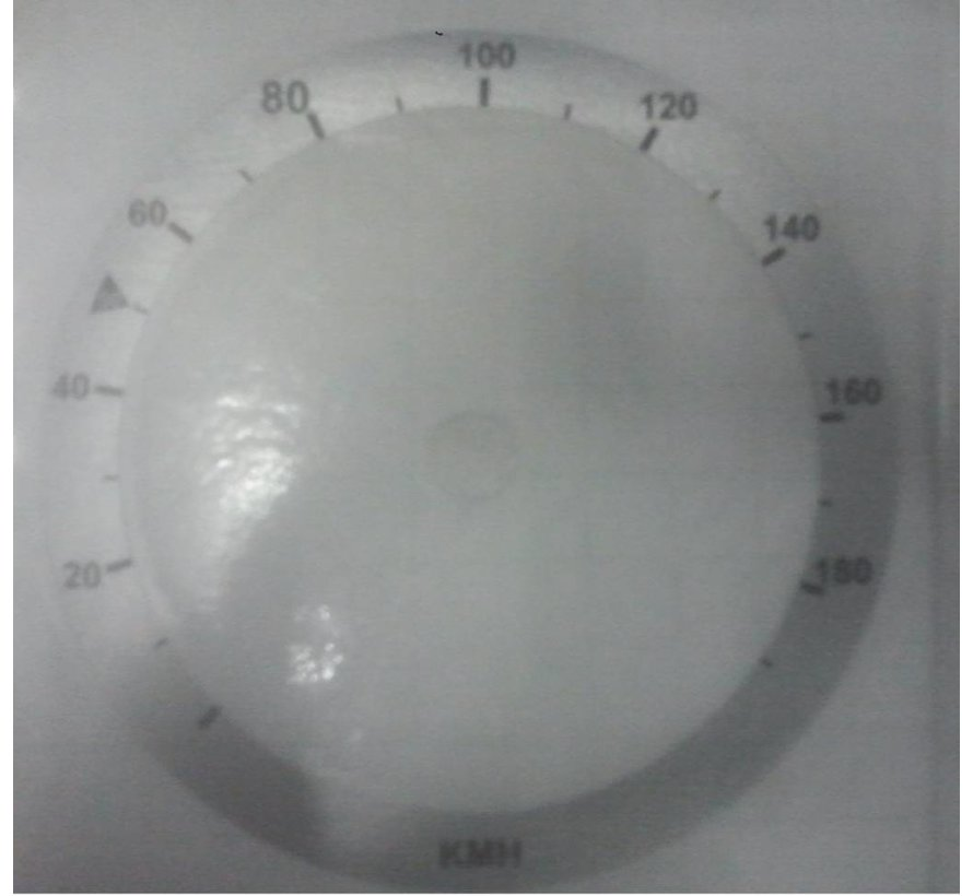 Harley Davidson speedo mph to km converter miles to km - Fits:> 100mm or 80mm speedo