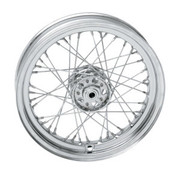 Drag Specialities Wheel rim 16x3 inch, front or rear for 36-66 FL