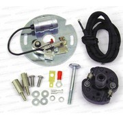 ignition advance unit and point plate kit