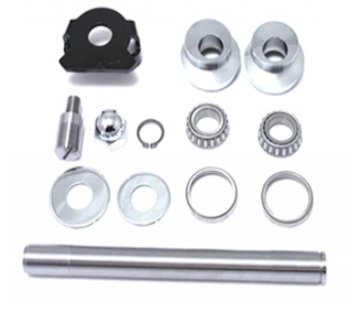 TC-Choppers 5 ° Raked Fork Neck Cup Kit Past op:> FXD 1991-2005