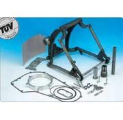 frame super ass achterbrug kit Softail
