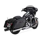 Vance & Hines exhaust oversized 450 slip-on Fits:> 95-16 TOURING