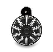 Arlen Ness Horn Kit billet - black