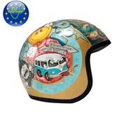 DMD helmet woodstock