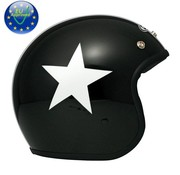 DMD Estrella Casco negro
