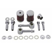 Wyatt Gatling Engine  dual ventilation kit