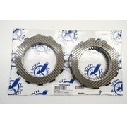 "Alto clutch plates kit for Ultima 3""belt drive"