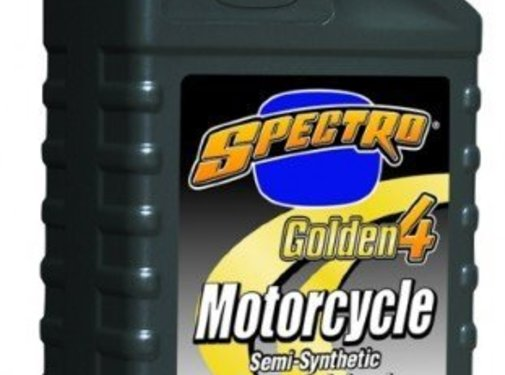 Spectro Oil Motorcycle Sae 20W40 Engine 2013-up Indian