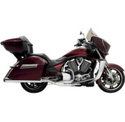 Bassani exhaust 2into1 Road Race Chrome