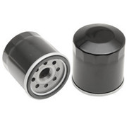 Hiflo-Filtro Oil filter black - Indian 14-16