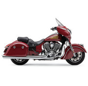 Cobra Muffler Scallop Chrome - for Indian Chieftain/Roadmaster 2014-up