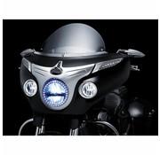 Kuryakyn bezel rijden licht Indiase chieftain motorfiets
