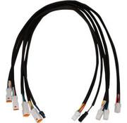 Namz extension de + 610 mm kit de fil (24 inch ) - Indian