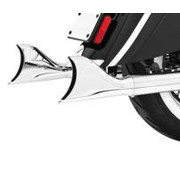TC-Choppers Sharktail echt duaal systeem