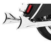 TC-Choppers Sharktail true Dual System