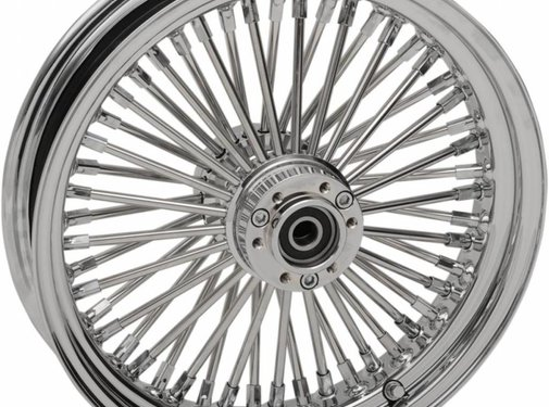 16 x 3.50 laced wheel assemblies - all Indian 14-16 (except Scout 15-16)