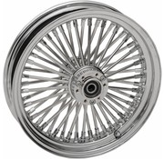 TC-Choppers Classic 60 spoke 18 x 3.50 laced wheel assemblies - all Indian 14-16 (except Scout 15-16)