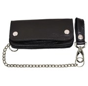 La Rosa Accessories heavy leather - black