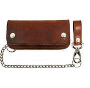 La Rosa Accessories heavy leather - brown