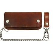 La Rosa heavy leather - brown Fits: >  all Biker